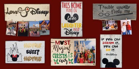 Disney Sign Painting at Springfield 10/26 tickets