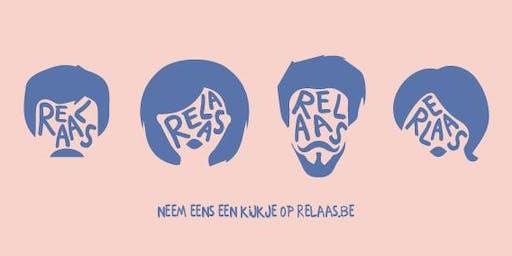Relaas in Antwerpen 25-09