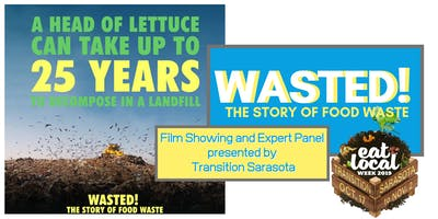 WASTED! Film Showing and Expert Panel with Transition Sarasota