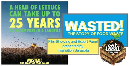 WASTED! Film Showing and Expert Panel with Transition Sarasota tickets