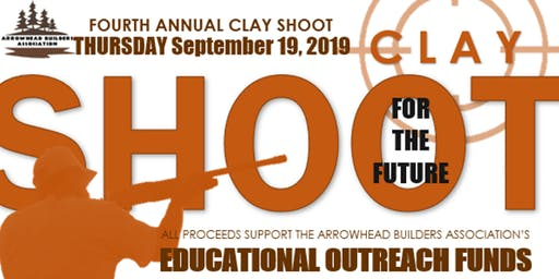 Fourth Annual Clay Shoot - Shoot for the Future!