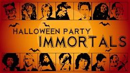 Halloween Party - Immortals