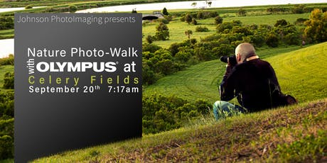 Photo Walk at Celery Fields with Olympus tickets