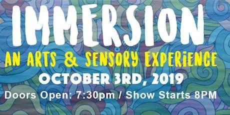 Art Immersion tickets