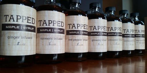 Treehaven Dinner and a Speaker - Tapped Maple Syrup 101