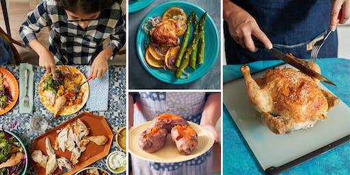 Thanksgiving Dinner Cooking Class (Grades 1-4)