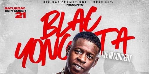 Blac Youngsta @ Pryme Bar September 21st