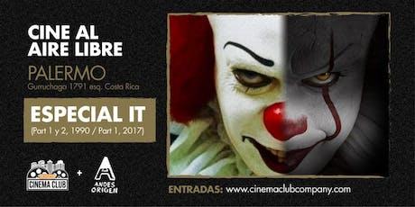 """ESPECIAL IT al Aire Libre: """"IT: PARTE 1"""" (1990) - Lunes 23/9 entradas"""