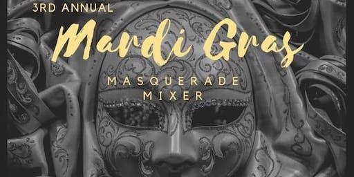 Mardi Gras Masquerade Mixer