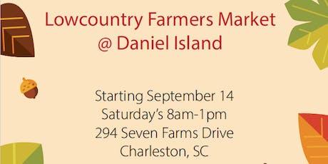 Lowcountry Farmers Market tickets