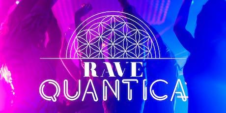RAVE QUÂNTICA - Despertando a Sua Essência [2ª Edição] ingressos