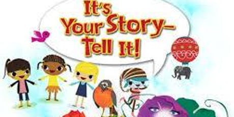 It's Your Story Journey Workshop for Daisies, Brownies and Juniors! tickets