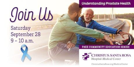Understanding Prostate Health tickets