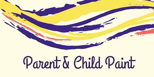 Parent & Child Paint