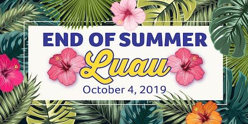 End of Summer Luau