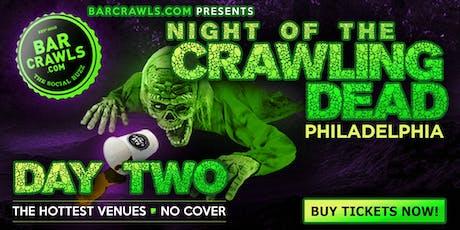 Barcrawls.com Presents The Philly Halloween Day Bar Crawl tickets