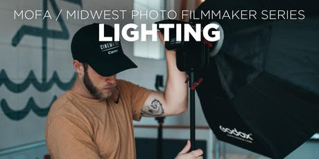 Lighting for Filmmaking Presented by MOFA + Midwest Photo tickets