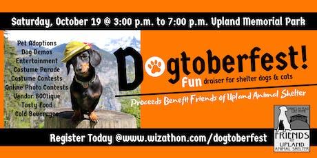 Dogtoberfest! tickets