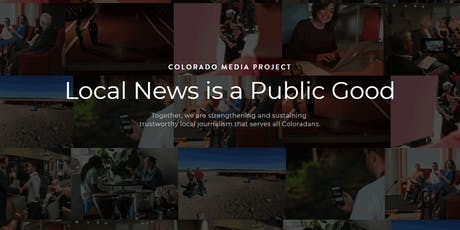 Local News as a Public Good: New Pathways for Support of Civic Journalism tickets