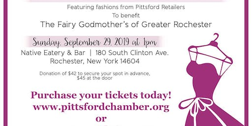 Pittsford Chamber of Commerce Fashion Show Benefiting Fairy Godmother's of Rochester