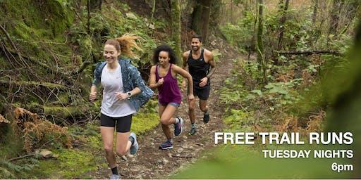 FREE TRAIL RUNS at June Farms