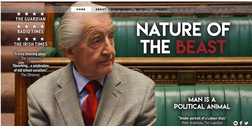 Maidstone Labour presents Dennis Skinner Nature of the Beast Film Screening