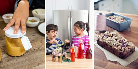 Gifts from the Kitchen: Winter Holiday Cooking Class (Grades 1-4) tickets