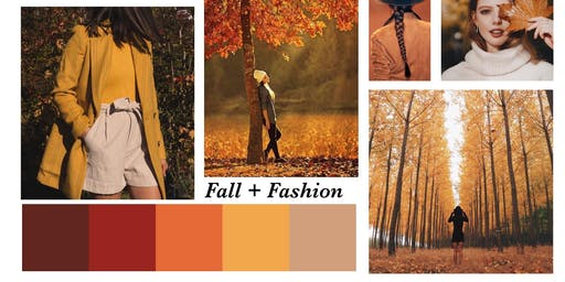 Fall + Fashion Photo Shoot