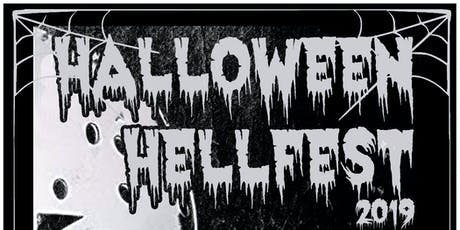 Halloween Hellfest 2019 tickets