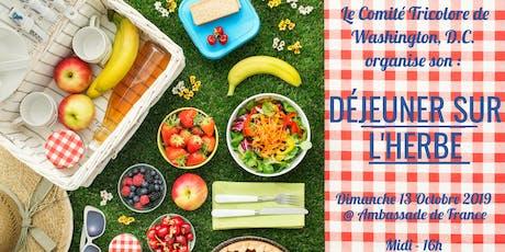 """Déjeuner sur l'herbe"" à l'Ambassade de France tickets"