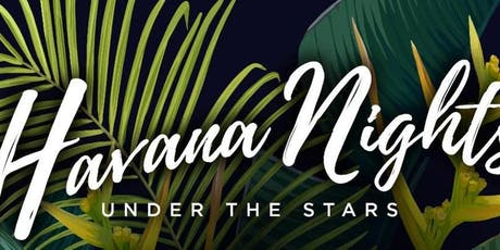 Havana Nights Under the Stars tickets