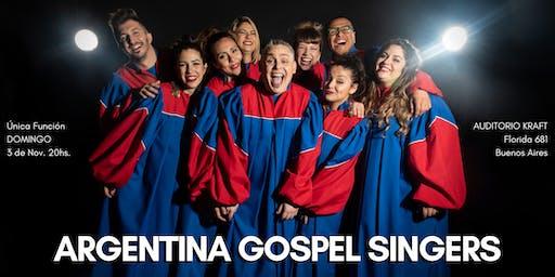 Argentina Gospel Singers · 3/Nov.2019
