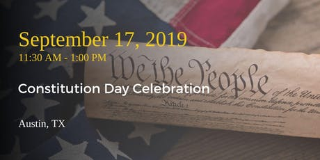 Constitution Day Celebration tickets