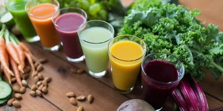 Juicing for Health tickets