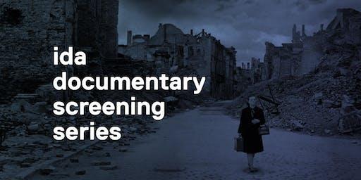 IDA Documentary Screening Series: Who Will Write Our History