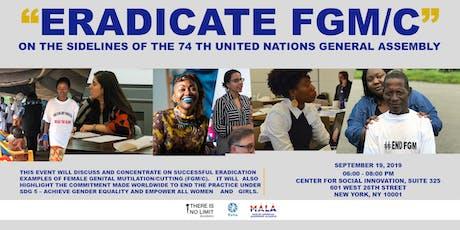 Eradicate FGM/C tickets
