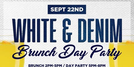 White & Denim tickets