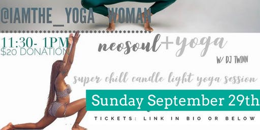 Neo Soul Yoga flow