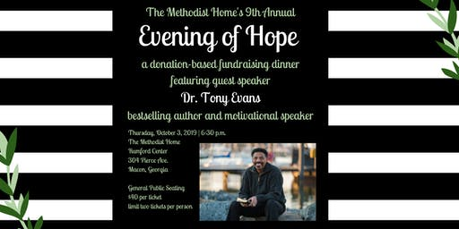 Evening of Hope featuring Dr. Tony Evans