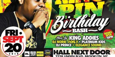 Kingpins Birthday Bash