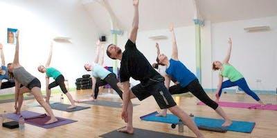 All Levels Yoga Class