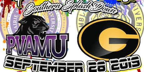 Grambling VS Prairie View Paint Party tickets