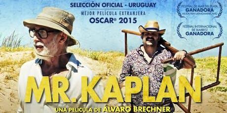 Mr. Kaplan tickets