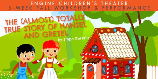 Children's Theater 5-Week Workshop & Performance
