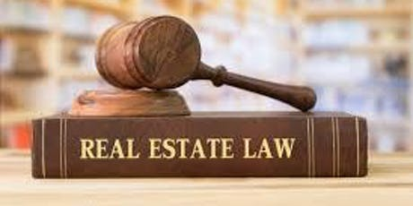 License Law for Agents and Brokers tickets