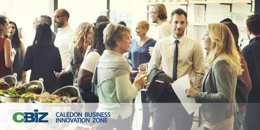 Caledon Business Meetup at Motive Media