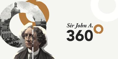 Sir John A. 360 tickets