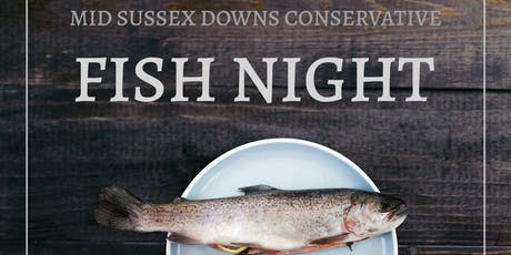 Mid Sussex South 6 Course Fish Night tickets
