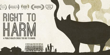 RIGHT TO HARM Screening + Q&A with Filmmaker Matt Wechsler tickets