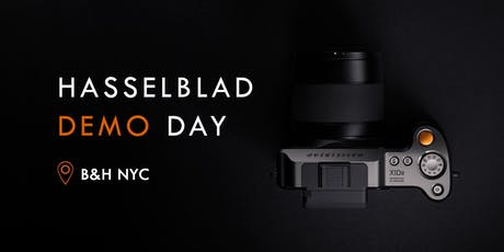 Demo Day with B&H tickets